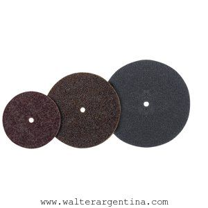 (07R453) DISCO BLENDEX QUICK STEP 115 BORDO - ABRASIVOS - QUICK STEP